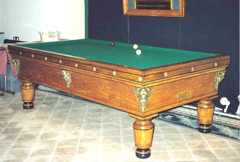 billard x counter